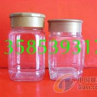 装1斤蜂蜜的玻璃瓶子