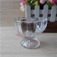 生产莲花冰淇淋玻璃杯