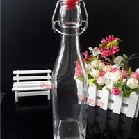 供应方形玻璃酒瓶酵素瓶