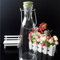 生产瓷盖玻璃酵素瓶秋千盖