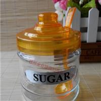 广告促销玻璃罐调味罐调料瓶
