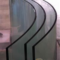 超白弯钢玻璃