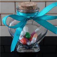 心型玻璃瓶许愿瓶工艺品
