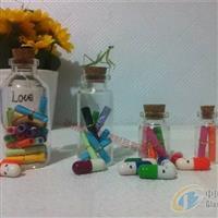 玻璃工藝品瓶愛情藥丸許愿瓶