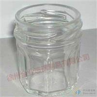 生产玻璃瓶出口鱼子酱瓶