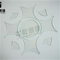 定制3.2mm超白玻璃改裁