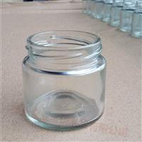 生产高档玻璃瓶蜂蜜瓶