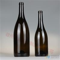 销售高档玻璃红酒瓶葡萄酒瓶