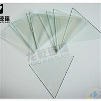 超薄浮法玻璃圆片/方片异形加工