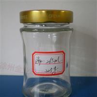 生产玻璃瓶酱菜瓶辣酱瓶