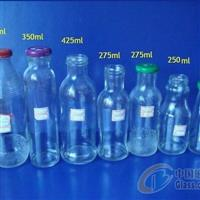 生产直筒玻璃瓶饮料瓶厂家