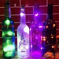 新款LED夜光彩色灯平安彩票pa99.com瓶