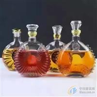生产各种玻璃瓶XO红酒瓶洋酒瓶