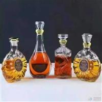 生产红酒瓶洋酒瓶威士忌玻璃瓶