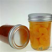 生产出口玻璃储物罐梅森瓶玻璃罐