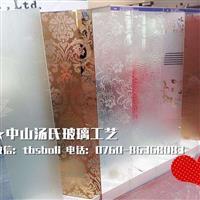 高品质蒙砂玻璃加工 提供定制