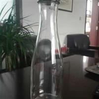 2017新款玻璃瓶芒果汁饮料瓶