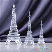 埃菲爾鐵塔 水晶工藝模型