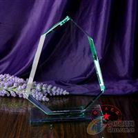 水晶玻璃奖牌 活动奖牌