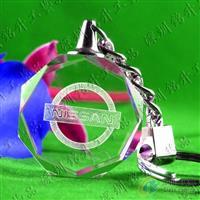 LED时尚挂饰 水晶钥匙扣