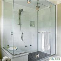 直销酒店宾馆玻璃淋浴房