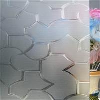 生产优质七巧板玻璃百叶窗