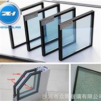 沙河众辉生产中空玻璃