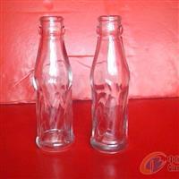 可口可乐款玻璃饮料瓶