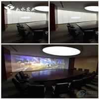 投影仪专用玻璃 会议室投影玻璃