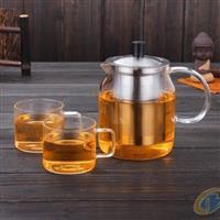 玻璃茶具华亮可以生产