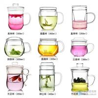 玻璃杯有哪些款式
