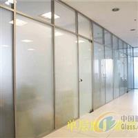 广东办公室玻璃隔断墙高隔间安装