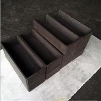 石墨方盒子,方形石墨坩埚