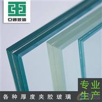 供应各种厚度low-e夹胶玻璃