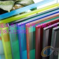 天津夹胶玻璃加工生产制作厂家