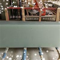磨砂玻璃 8mm磨砂厂家直供