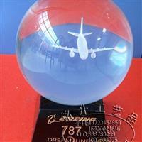 內雕水晶球 k9水晶球定制