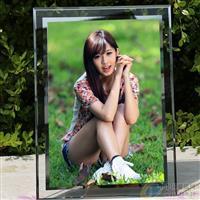 水晶玻璃相框