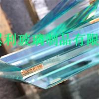 出口超白玻璃12mm出口超白玻