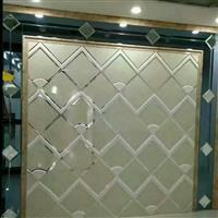 艺术玻璃背景墙电视玻璃墙