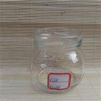 生产玻璃瓶马口铁盖酱菜瓶