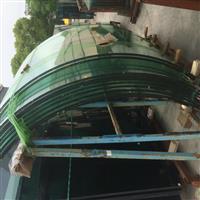按客户要求定制各种规格曲面玻璃