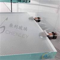 防滑玻璃地板 空中栈道玻璃