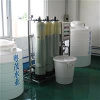 中山纯水设备/中空玻璃清洗设备