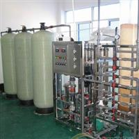 珠海纯水设备—电镀玻璃清洗设备