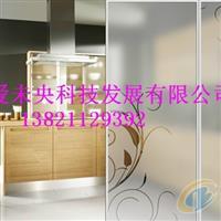 天津磨砂夹胶玻璃
