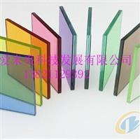天津彩色夹胶玻璃