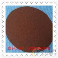 萍乡石榴石滤料技术指标及用途