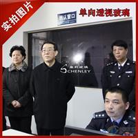 公安局辨认指认室单向透视玻璃
