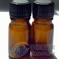 甘肃化玻器皿棕色小口样品瓶供应